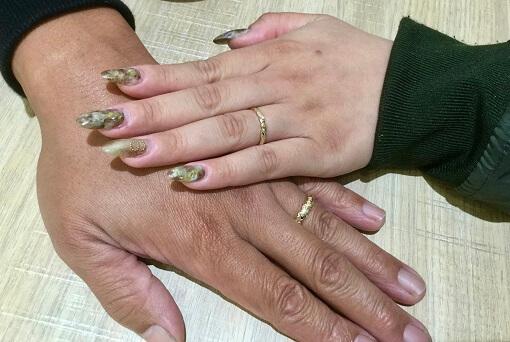 ハワイアンジュエリー結婚指輪