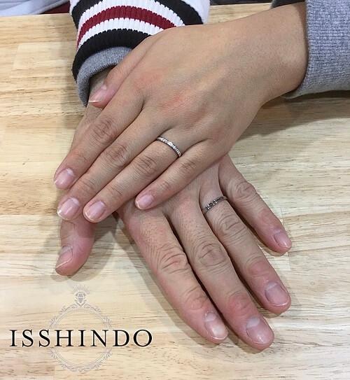 ロル結婚指輪