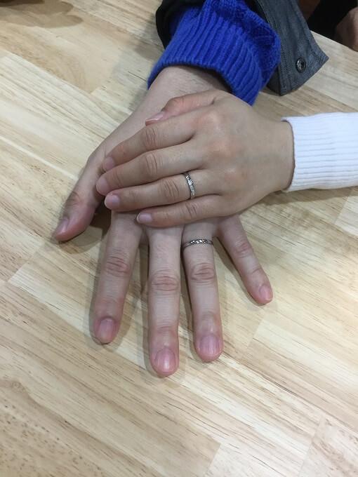 アレルギー対応結婚指輪