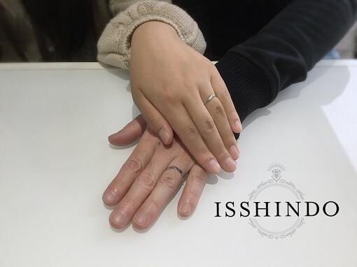 古河市結婚指輪