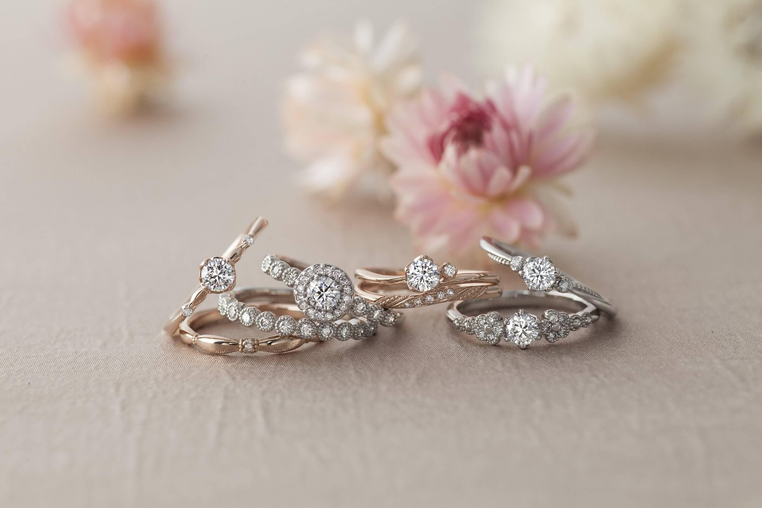 プリマポルタ結婚指輪