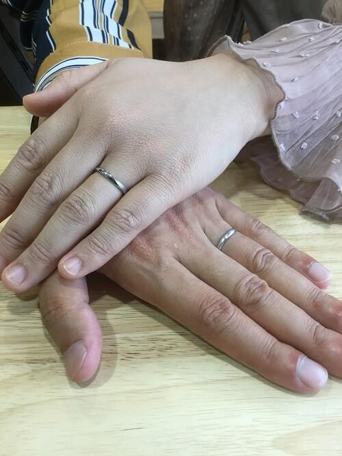 成田市結婚指輪