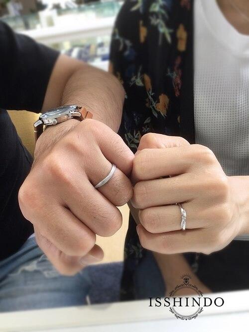 下妻市結婚指輪