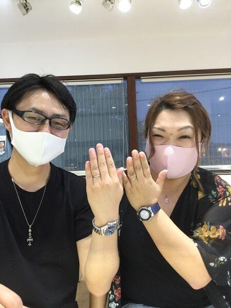 筑西市結婚指輪