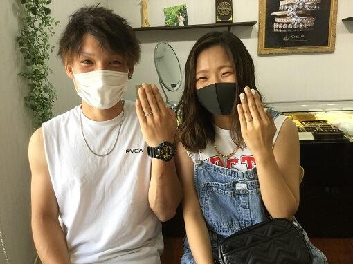 水戸結婚指輪