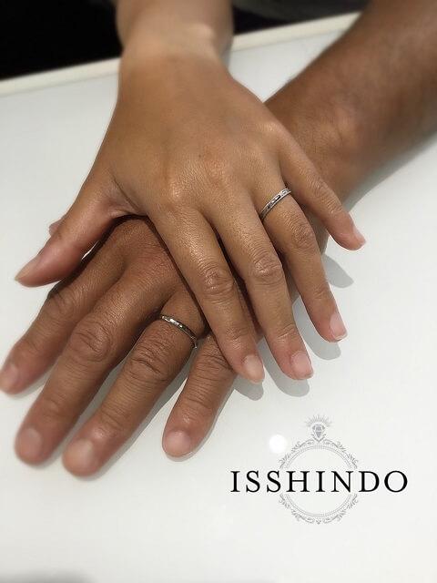 大洗町結婚指輪