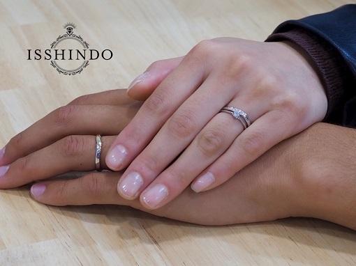 古河市婚約指輪