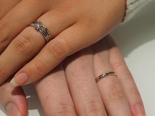 常総市結婚指輪