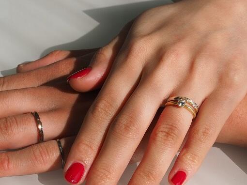 ひたちなか市結婚指輪