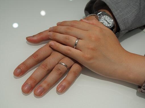 つくばみらい市結婚指輪