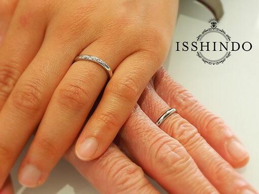土浦市結婚指輪