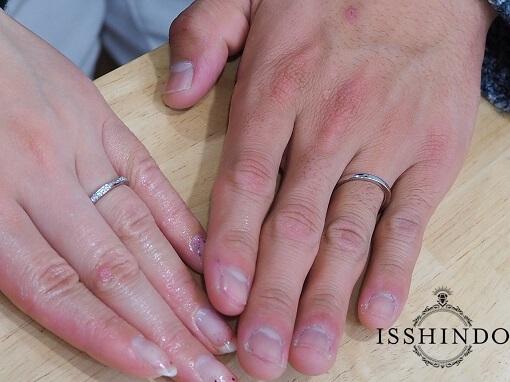 つくば結婚指輪