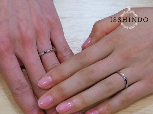 筑西市婚約指輪