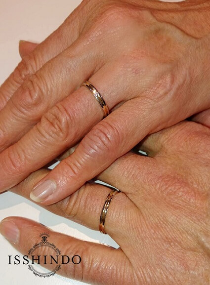 成田結婚指輪