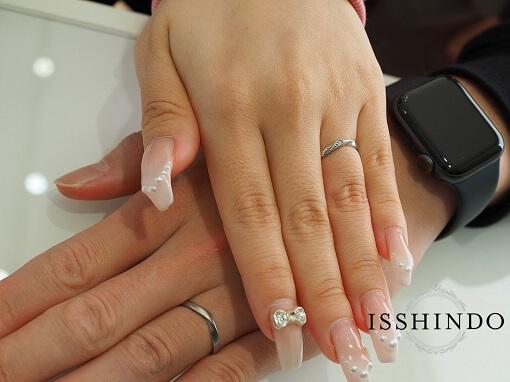 牛久市結婚指輪